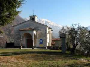Chiesa di San Pietro con Punta Almana
