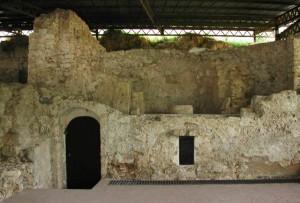 Cripta di Epifanio Abbazia di San Vincenzo al Volturno