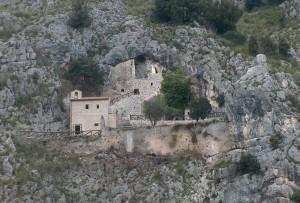 L'eremo dello Spirito Santo roccasecca